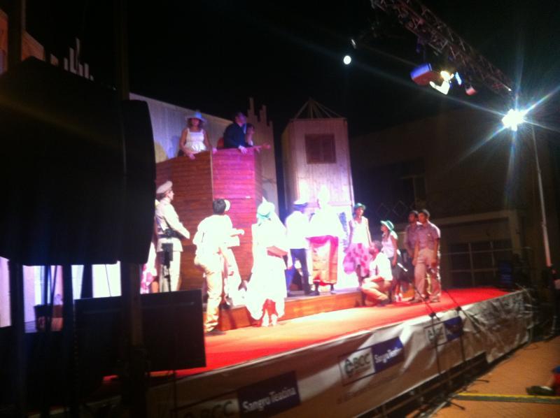 Momenti del musical, noleggio audio video luci Ondisplay Pescara