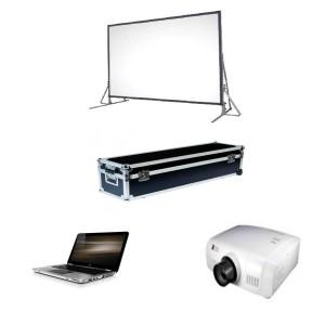 impianto di videoproiezione da 5000 AnsiLumen