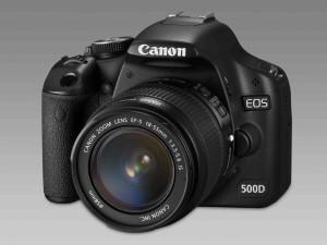 FOTOCAMERA REFLEX CANON EOS D5002