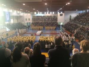 """PALAZZETTO DELLO SPORT """"GIOVANNI PAOLO II"""""""