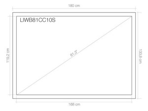 Lim Capacitiva Luxi Board 10 Touch