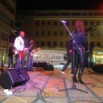 Concerto Piazza Salotto 2009 Gruppo Angola 1
