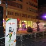 Concerto Piazza Salotto 2009 Gruppo Angola 2