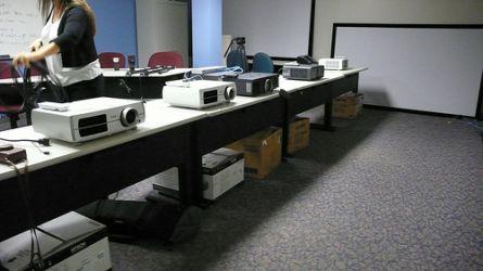 videoproiettori shoot out 250
