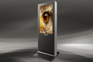 totem samsung touch screen