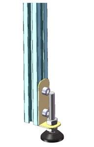 Struttura-per-LIM-e-proiettore-FlyBoard-2-per-pareti-in-cartongesso_4