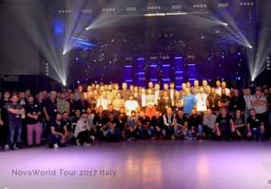 on Display nova world tour